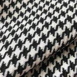 tessuto Houndstooth-A forma di di Oxford del jacquard 600d per i sacchetti/i bagagli/indumento