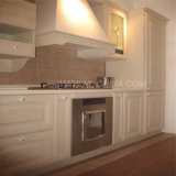 بيضاء حديث خشبيّة [هبل] مطبخ منزل أثاث لازم