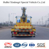 Dongfeng 24m Aerial High Altitude Bucket Working Truck