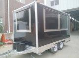 食糧機械装置、移動式食糧トラックおよびカート装置のキオスク