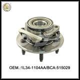 Unidade de rolamento do cubo da roda (1L34-1104AA) para a Ford