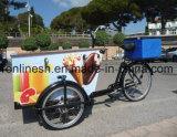 250With350With500W электрические или Pedal велосипед груза 3 колес/груз Trike/трицикл груза/трицикл крена мороженного/Bike/мороженое груза Bike поставки крена