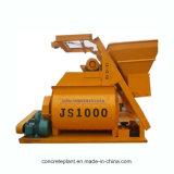 Mezclador concreto automático caliente de la venta Js1000