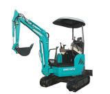 Mini excavador de Swe18fu con alta calidad