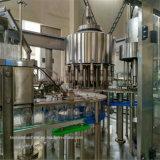линия разлива воды пластичной бутылки 600ml польностью чисто