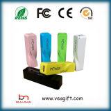 Top-Rated batería del teléfono móvil 2600mAh Gadget de Banco de potencia