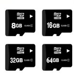 Mini SD Card flash de gran capacidad real