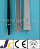Perfis de alumínio anodizados personalizados da extrusão, perfil de alumínio China (JC-P-84022)