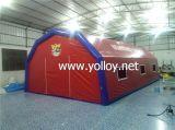 Tenda di riparo Emergency gonfiabile per il pronto soccorso