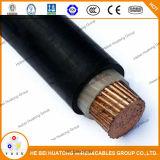 Termite de cuivre du câble d'alimentation 0.6/1kv 1core 185mm2 de PVC anti