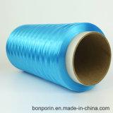 Filato tinto di colore del filato della fibra di UHMWPE