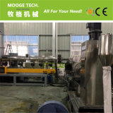 PE LDPE film double of steam turbine and gas turbine systems plastic granules pelletizing making machine
