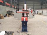 4つの軸線の溶接ロボットのための情報処理機能をもった溶接装置