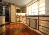 Классицистические неофициальные советники президента твердой древесины мебели кухни