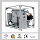 Filtro de aceite del vacío / planta de la purificación de aceite del aislamiento / máquina de filtración de aceite del transformador