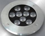 Unter den Boden-LED-Lichtern bescheinigt in den Boden-LED-Lichtern