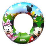 Cartoon PVC nager gonflable l'anneau de natation des pneus