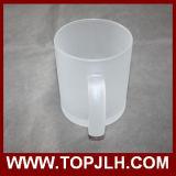 Персонализированная кружка матированного стекла пробела 11oz типа