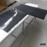 Partie supérieure du comptoir extérieure solide acrylique de cuisine de contre- dessus de Kkr