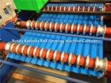 機械を形作るアルミニウム電流を通された亜鉛タイルロールを機械で造らせる製造業者に屋根