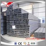 ASTM A500 Q235Bの構造の物質的な黒い正方形の鋼鉄管