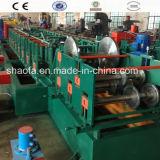 Rolo automático da bandeja de cabo que dá forma à máquina