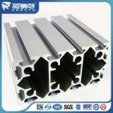 ISO 6063 t-Schlitz-Aluminiumprofil für kundenspezifische Oberfläche