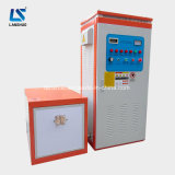 Máquina de aquecimento de alta freqüência da indução para o forjamento da barra de aço