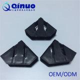 Выполненный на заказ PP отлитые в форму впрыской пластичные угловойые протекторы для камня