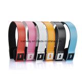 De kleurrijke StereoMicrofoon van de Hoofdtelefoon van de Hoofdtelefoon Bluetooth Draadloze