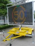 Solarselbstanrechenbare bewegliche multi Farben-Verkehrszeichen-Animation-Qualität mit konkurrenzfähigem Preis
