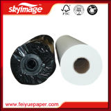 100Gramo 60pulgadas(1524mm) Gran Formato Papel de Sublimación Anti-enroscamiento&Secado Rápido para Impresora de Inyección de Tinta Epson/Mimaki