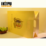 Sac de papier fait sur commande de cadeau de qualité avec le prix concurrentiel