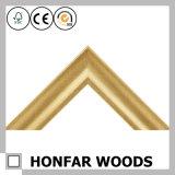 Holzrahmen, der für Abbildung-und Foto-Rahmen formt