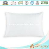 Гусына роскошной гостиницы вниз Pillow подушка шеи постельных принадлежностей