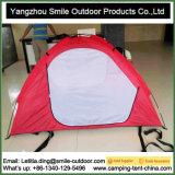 Tente campante moderne de touristes mobile de moustique d'expédition anti