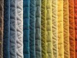 Steppender Gewebe-Polyester-Gewebe-Frotteestoff für Sofa-Polsterung (HD5132904)