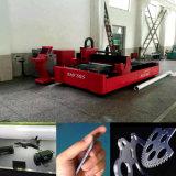 ステンレス製または炭素鋼1000Wのための高精度のファイバーレーザーの打抜き機