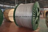 Conductor reforzado acero de aluminio eléctrico de los conductores ACSR para ASTM B232