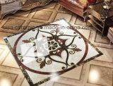Interiro Decoraciones de suelo Azulejos de porcelana Puzzle Azulejos con precio barato
