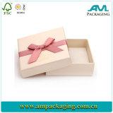 Caixa de presente para caixa de empacotamento para laço personalizado para cartões de convite para casamentos