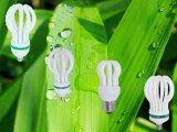 Luz da economia de energia dos lótus 3000h/6000h/8000h 2700K-7500K do bulbo de lâmpada 105W do diodo emissor de luz