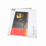 Coextruded Plastic Courier Mailing Bags con bolsillo de documentos