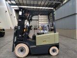 3500kgs電気フォークリフトの電池式のフォークリフト