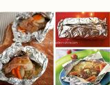 큰 알루미늄 호일 음식 급료 저장 그릇