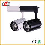 21W/24W/30W par voie de lumière LED COB28/PAR30 Plafonnier lampe LED voie lampe intérieure
