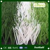 フットボールまたはサッカーの草のための反紫外線身に着け抵抗の人工的なカーペットの泥炭