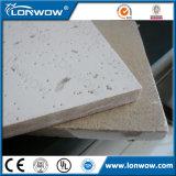 Carrelage de plafond de faiblesse des fibres minérales