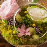 結婚式の装飾のためのローズのヘッド花