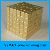 Stuk speelgoed het van uitstekende kwaliteit van het Blok van NdFeB van de Magneet van het Blok van de Magneet van het Neodymium
